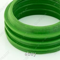 4x INLET INTAKE MANIFOLD GASKET SEAL FOR VW BORA CADDY JETTA 3 NEW BEETLE
