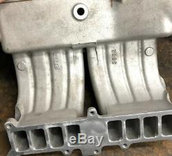 5.0 Ford Edelbrock Performer Truck Intake Manifold 3841 Gasket Matched F-150,250