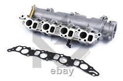7.00373.12.0 PIERBURG Intake Manifold Module Inlet + Gasket Opel 1,9 CDTI Z19DTH