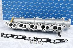 7.01986.04.0 PIERBURG Intake Manifold Module Inlet + Gasket Alfa Romeo 2,4 JTD