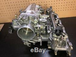 97-01 Honda Prelude COMPLETE Polished Intake Manifold with Hardware + Gaskets