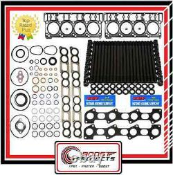 ARP Head Stud&Intake-Exhaust Manifold Gasket Set&20mm Head Gaskets for Ford 6.0L