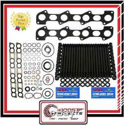 ARP Head Stud Kit& Intake Manifold- Exhaust Manifold Gasket Set Ford 6.0L Diesel