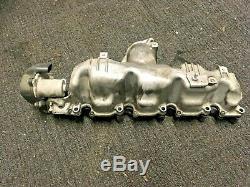 Audi Vw Skoda Seat 2008-2012 2.0 Tdi Cba Cbab Air Intake Manifold & Flap Motor