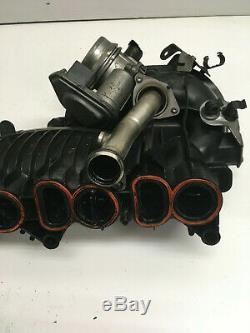 BMW 1/3/5 Series 2.0D N47D20C Intake Manifold Flap Control Complete 7810178 03
