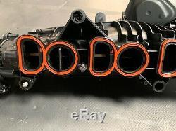 BMW 1 3 5 Series N47D20 A/B/C INLET INTAKE MANIFOLD Swirl Flaps Type 7797384