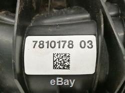 BMW 2.0d 130kW N47D DIESEL INTAKE MANIFOLD COMLETE WithFLAP CONTROL MOTOR 7810178