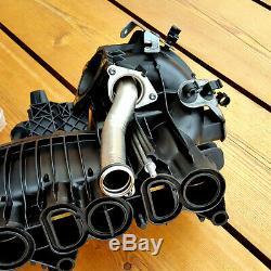 BMW 2.0d Engine N47 DIESEL INTAKE MANIFOLD without FLAP CONTROL 7810178