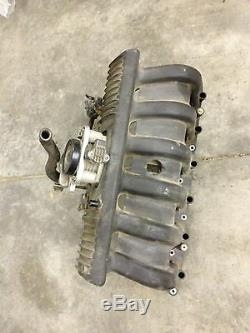 BMW E36 S52 Intake Manifold 328 M3 96 97 98 99 Z3 323 With Throttle Body Sensors