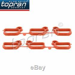 BMW E46 E39 E60 E61 E38 E65 E83 E53 E36 E85 Inlet Manifold Gasket Set 1436631