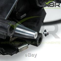 BMW N47 Intake Swirl Flap Delete Blank Plug Bung Metal With Manifold Gaskets