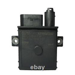 Beru Control Unit Glowing Time +6x Glow Plugs + Intake Manifold Gasket BMW
