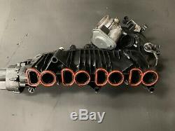 Bmw 1 3 5 X3 Series Air Intake Manifold 7810178 Swirl Flaps Removed And Blanked