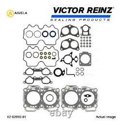 Cylinder Head Gasket Set Kit For Subaru Impreza Estate Gf Ej20e Ej201 Victor