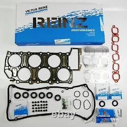 Cylinder Head Gasket Set Reinz Audi A3 Tt 3.2 V6 R32 Golf IV V 4 5