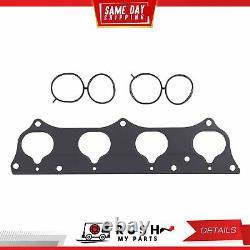 DNJ IG216 Int. Manifold Gasket For 02-06 Acura Honda Civic CR-V 2.0L L4 DOHC 16v