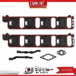 DNJ IG3181 Intake Manifold Gasket For 01-07 Chevrolet C3500HD 8.1L OHV 16v