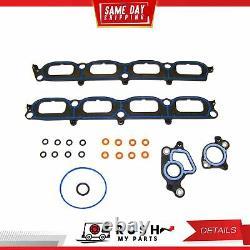 DNJ IG4173 Intake Manifold Gasket For 04-14 Ford Expedition 5.4L V8 SOHC 24v