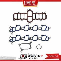 DNJ IG4178 Intake Manifold Gasket For 04-14 Ford E150 Club Wagon 4.6L SOHC 16v