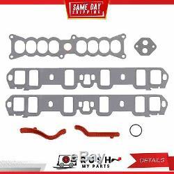 DNJ IG4181 Intake Manifold Gasket For 86-95 Ford Lincoln Capri 5.0L OHV Cu. 302