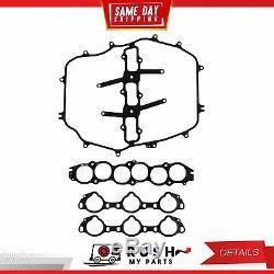 DNJ IG646 Intake Manifold Gasket For 03-08 Infiniti Nissan 350Z FX35 3.5L DOHC