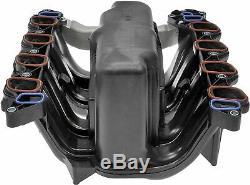 Dorman 615-188 Black Plastic Intake Manifold With Gaskets New Free Shipping USA
