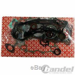 Elring Zylinderkopf-dichtungs-satz + Schraubensatz V6 Audi 80 100 A6 C4 Cabrio
