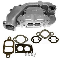 F3034R F3035R Intake and Exhaust Manifold with Gasket Kit Fits John Deere 720 73