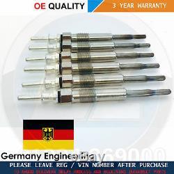 FOR BMW X5 3.0 d E70 E53 BERU GLOW PLUG CONTROL RELAY UNIT GLOW PLUGS SET NEW