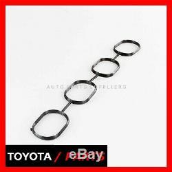 Factory Toyota 1.8 1zzfe Matrix Corolla Intake Manifold Gasket 171710d020 Oem