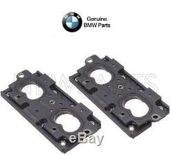 For BMW E30 M3 Pair Set of Intake Manifold Block Gaskets Genuine 13541318319