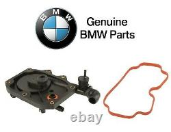 For BMW E52 Z8 E53 X5 Pair Set of Intake Manifold Cover & Gasket For Cover OES
