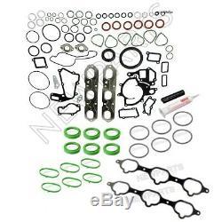 For Porsche 911 Gasket Set Intake Manifold Gasket Seal & Sealing Compound KIT