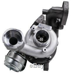 For Skoda Octavia 2.0TDI 8P/PA 724930 103Kw 140HP BKD AZV Turbo with manifold