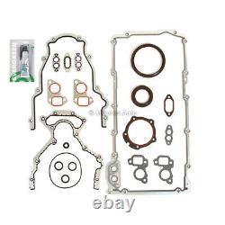 Full Gasket Set Head Bolts Fit 02-04 Cadillac Chevrolet GMC Buick 4.8 5.3 OHV