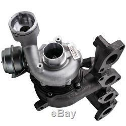 GT1749V turbo for Skoda Octavia 2.0TDI bkd engine 140hp 2004- with gaskets