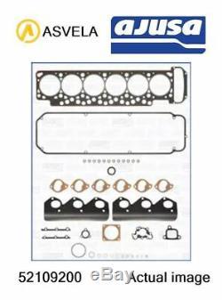 Gasket Set, cylinder head for BMW 5, E34, M30 B34,6, E24,7, E32 AJUSA 52109200
