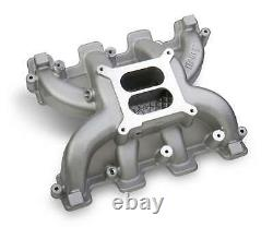 Holley Dual Plane Intake Manifold For GM LS1 LS2 LS6