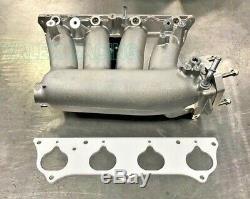 Honda RBC Modified & Ported 70mm Intake Manifold K20, K24 swap, K tuned Adapter