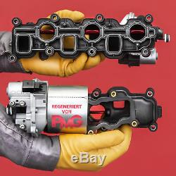 Inlet Manifolds + Flap Motors 2.7 / 3.0 Tdi Audi A4 A5 A6 A7 A8 Q7 Reinforced