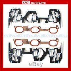 Intake Manifold Gasket Set 96-03 GM Buick Chevrolet Pontiac 3.1L 3.4L OHV V6 E J