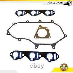 Intake Manifold Gasket Set Fits 01-04 Nissan Frontier Xterra 3.3L V6 SOHC 12v