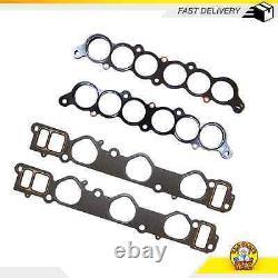 Intake Manifold Gasket Set Fits 95-04 Toyota 4Runner T100 3.4L V6 DOHC 24v
