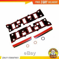 Intake Manifold Gasket Set Fits 97-09 Buick Chevrolet 88 Bonneville 3.8L OHV 12v