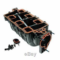 Intake Manifold Upper & Lower Set Kit for Buick Chevy Oldsmobile Pontiac