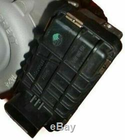 Jaguar S-Type Turbo Actuator Electronic 2.7 TDCi 712120 Electrical Sensor G-169