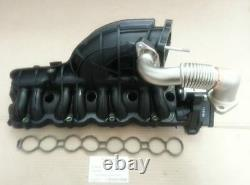 Kia Sorento 2.2l 2009 2012 XM Genuine Brand New Inlet Manifold With Gasket