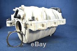Mercedes-Benz Pierburg Intake Manifold Assembly + OEM Intake Gasket Set Kit