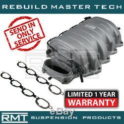 Mercedes C63 AMG 2008-2012 M156 V8 Engine REBUILD Intake Manifold & Gasket Set
