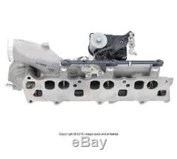 Mercedes OM642 V6 3.0L TDI Passenger Right Intake Manifold & Gasket Genuine